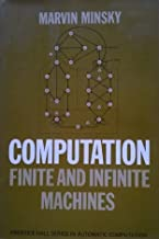 computation: finite and infinite machines