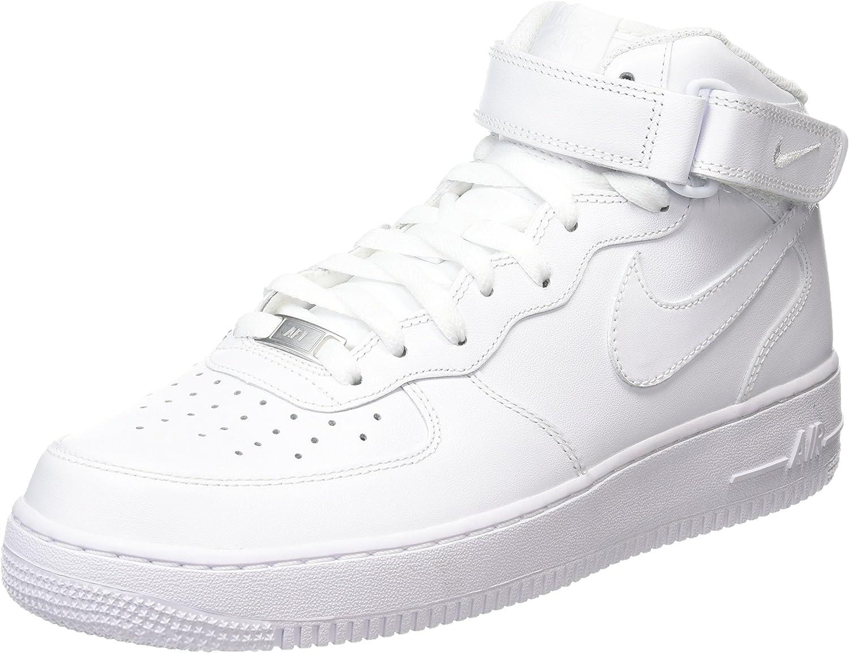 Mid 1 Force Air WMNS Damen Nike '07 Großhandel Turnschuhe Le