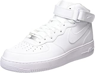 Nike Women's WMNS Air Force 1 '07 Mid Gymnastics Shoes