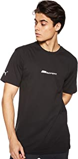 PUMA Mens BMW MMS Street Graphic Tee