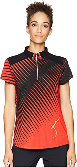Prizm Short Sleeve Top