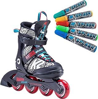 [ケーツー] ジュニア インラインスケート レイダースプラッシュ カスタマイズ RAIDER SPLASH CUSTOMIZE I200200101