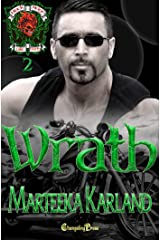 Wrath (Black Reign MC 2): A Bones MC Romance Kindle Edition