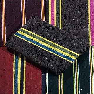 Decornt Cotton Floor Satranji Mat Galicha Jaipur Rug Solapur Bhavani Multipurpose Dollar Carpet 72 inches X 108 inches (6X9) - Multicolor