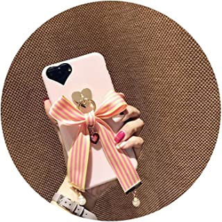 Cute 3D Love Bow tie Soft Phone case for iPhone 5 6 6s 7 8 Plus X XS XR XSMAX Cover for Samsung for Galaxy S6 S7 Edge S8 S9 Note 8,A,for iPhone 6 6s Plus