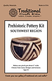 Prehistoric Pottery Kit - Southwest Region