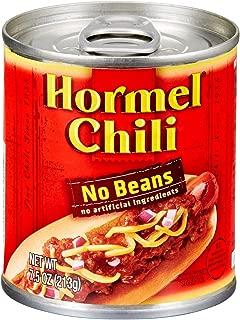 Hormel Chili No Beans, 7.5 Ounce