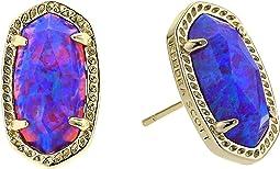 Gold/Violet Opal