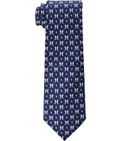 Etro - Kissing Penguins Tie