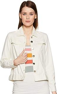 KRAVE Women Cotton Twill Jacket