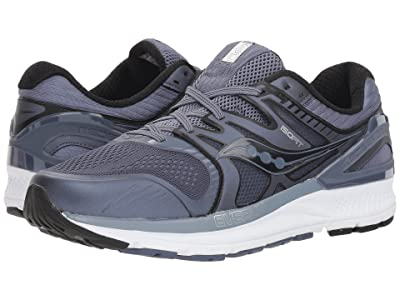 Saucony Redeemer ISO2 (Grey/Black) Men