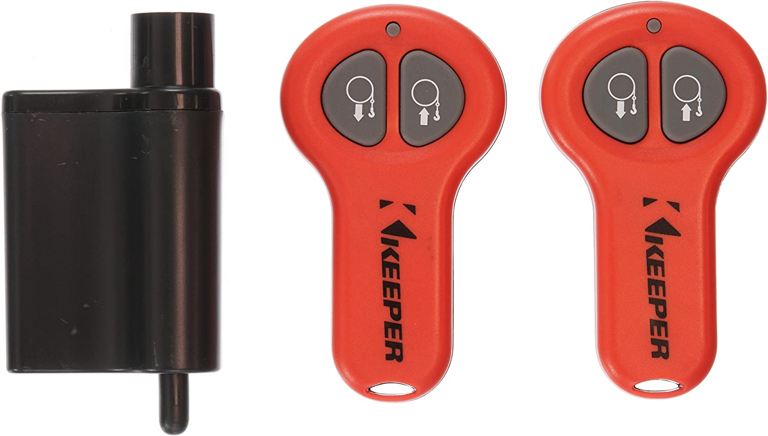 KEEPER KTA14126 Wireless Atlanta Mall Remote Max 76% OFF Switch KW for KT4000 and Winch