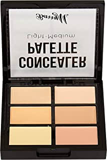 Barry M Concealer Palette, Light/Medium