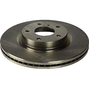 DuraGo BR3135002 Front Vented Disc Premium Electrophoretic Brake Rotor