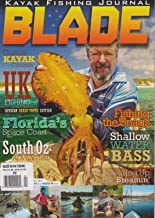 blade kayak fishing magazine