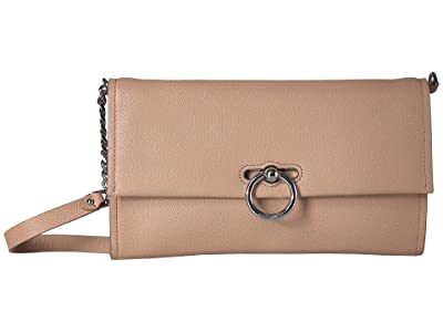 Rebecca Minkoff Jean Convertible Clutch (Doe) Handbags