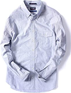 [シップスジェットブルー] シャツ 長袖 SERO セロ 別注 オックスボタンダウン メンズ 121130081