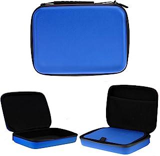 Navitech Blue Heavy Duty Rugged Hard Case/Cover Compatible with The ASUS Chromebox CHROMEBOX2-G072U Desktop Mini PC