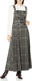 snidel 腰带式背带裙 SWFO214060 女士