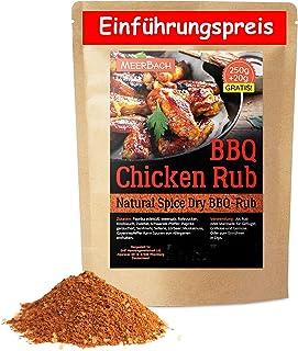 Chicken Rub • Hähnchen Gewürz • 250g Chicken Wings BBQ