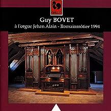 Litanies, for Organ, JA 119 (AWV 100)