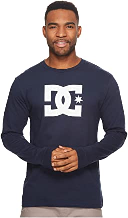 DC - Star Long Sleeve Tee