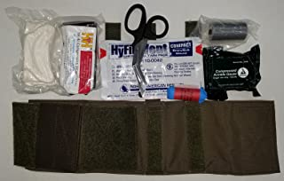 AFAK - Ankle First Aid Kit- Stocked (Basic)