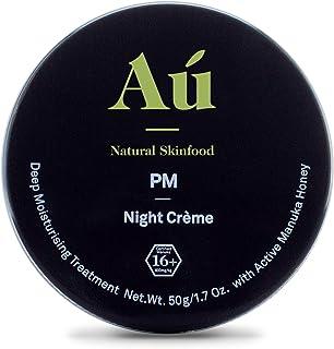 AÚ NATURAL Pm Renewing Night Cream With Manuka Honey, 50 gm