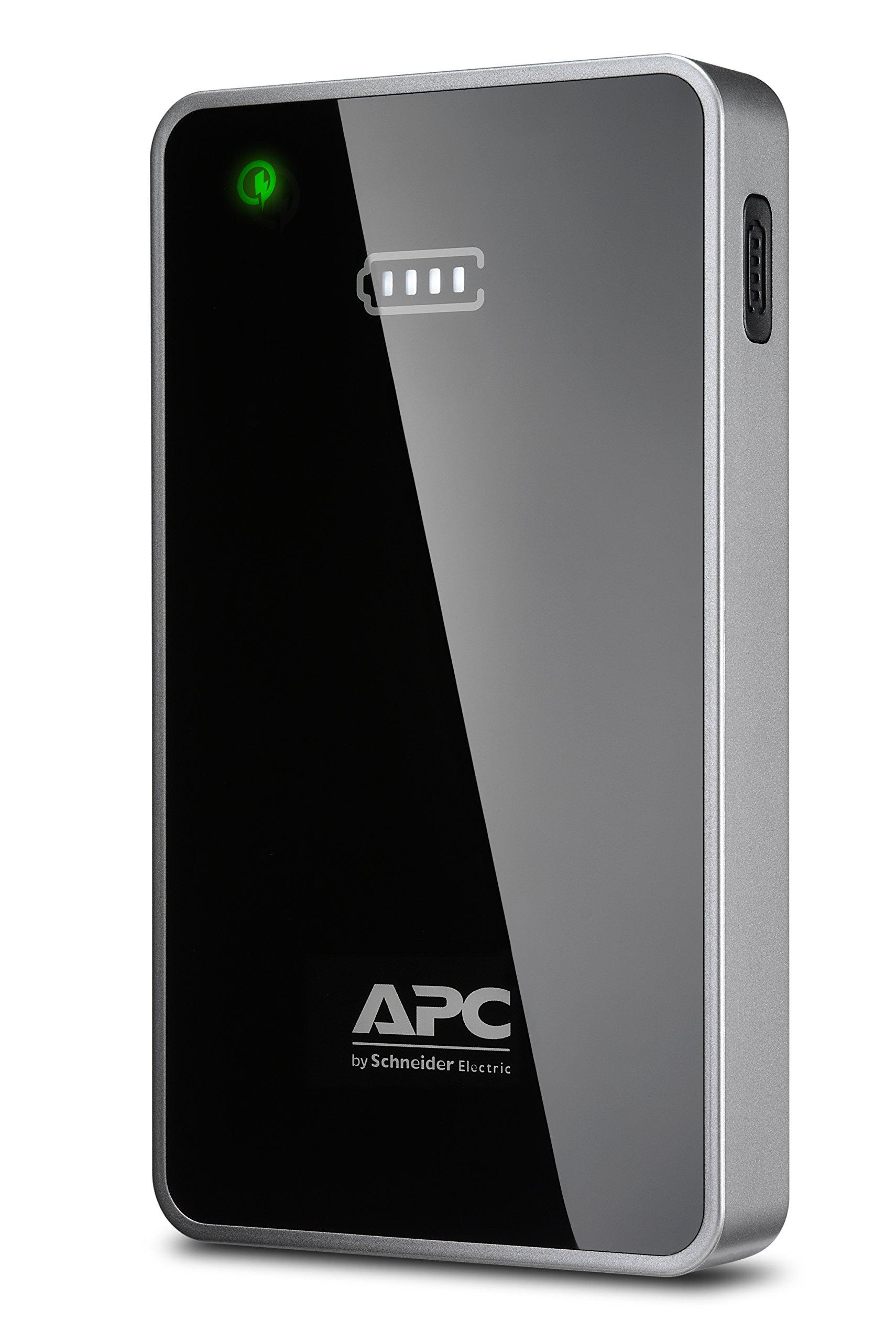 APC M6BK batería Externa Negro Polímero de Litio 6000 mAh: Amazon ...