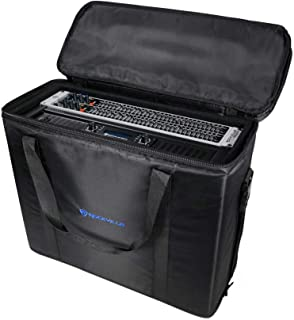 Rockville 4U Rack Bag Double-Sided Case with 16