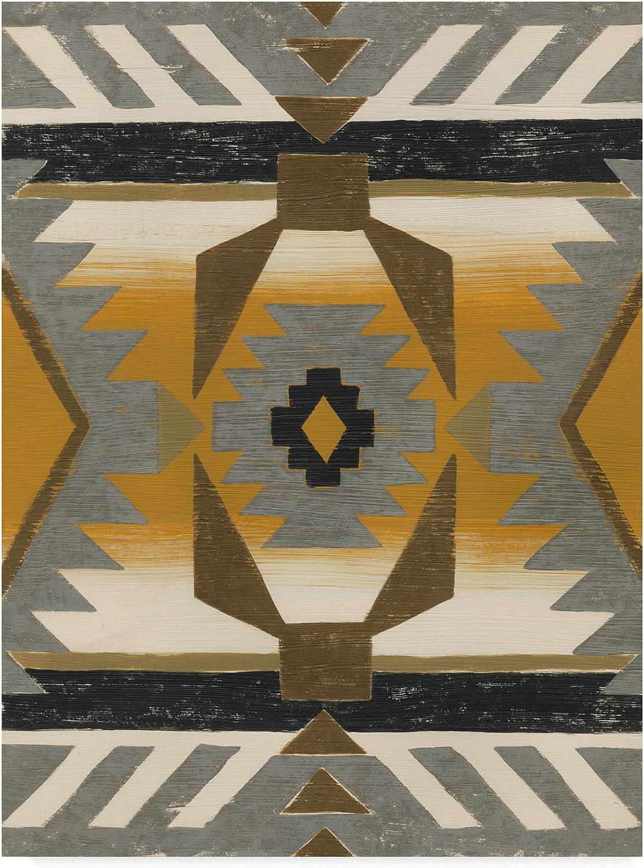 Trademark Fine Art WAG00329C1419GG River Canyon I by Chariklia Zarris, 14x19Inch, 14x19, Multicolor