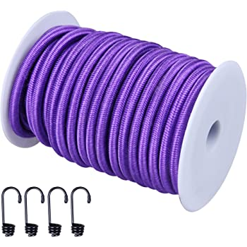 1//4 Various Colors 1//16 3//8 1//8 GOLBERG Elastic Shock Cord Made in the USA GOLBERG G 3//16 10 1//2 inch diameter 100 foot lengths 5//16 1//32 5//8 25 50 2.5mm