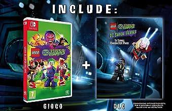 Lego Dc Super Villains - Edizione Dlc - Esclusiva Amazon (Ns)