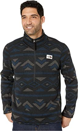 TNF Black California Geo Stripe Print
