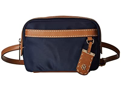Tommy Hilfiger Julia Belt Bag (Navy) Cross Body Handbags
