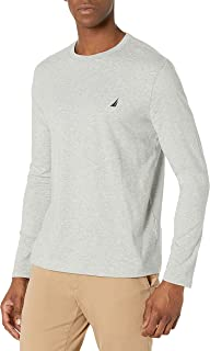 Nautica Men's J-Class Logo Long Sleeve T-Shirt