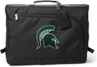 Denco NCAA Michigan State Spartans Carry-On Garment Bag, 18-inches