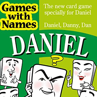 DANIEL'S GAME: Especially for People Called Daniel, Danny or Dan! Ideal As a Boys Stocking Stuffer or a Secret Santa or Ch...