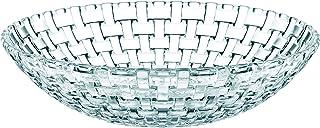 Nachtmann Bossa Nova Bowl, Of Machine Pressed Crystals, Classic Modern Design, Dishwasher Safe, High Breakage Resistance, ...