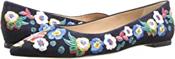 Tory Burch - Rosemont Embroidered Ballet