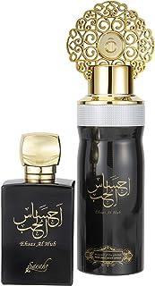 SARAH'S Ehsas Al Hub Perfume Gift Set For Women, Eau De Parfum, 100 ml + Deodorant, 200 ml