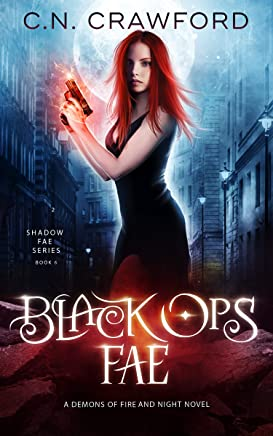 Black Ops Fae (Shadow Fae Book 6)