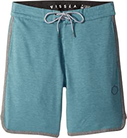 Sofa Surfer Locker Fleece Shorts