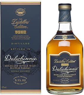 Dalwhinnie Distillers Edition Highland Single Malt Scotch Whisky 2015 1 x 0.7 l