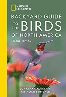 Best National Geographic Backyard Guide to the Birds of North America, 2nd Edition Review