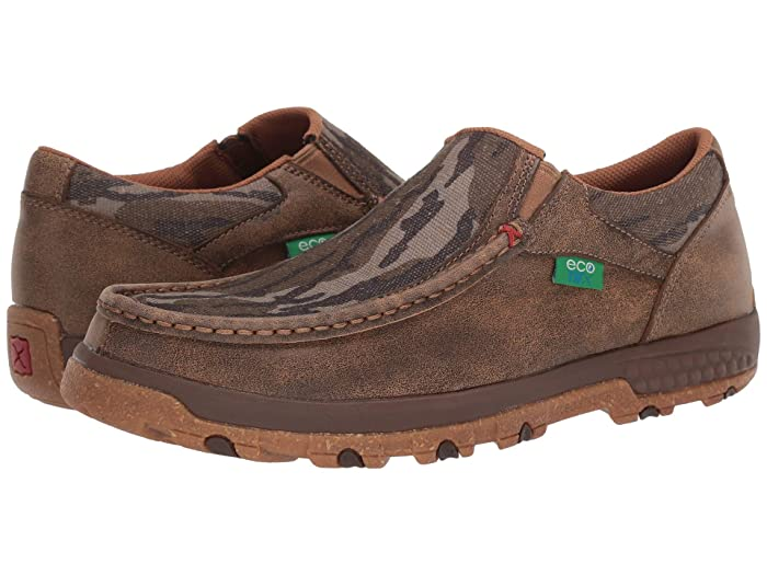 Twisted X  MXC0008 (Camo/Bomber) Mens Shoes