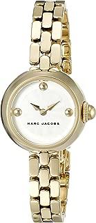 Marc Jacobs Women's Courtney Gold-Tone Watch - MJ3457