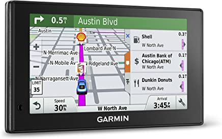 Garmin DriveSmart 70 NA LMT GPS Navigator System with Lifetime Maps and Traffic, Smart Notifications