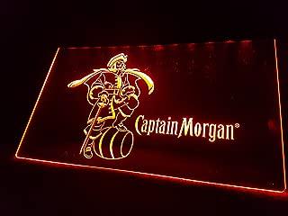 Zhengdian Electronic Captain Morgan Rum Bombilla LED Cartel Cartel Cargar Reklame Neon Neon Cartel Pub Bar Disco