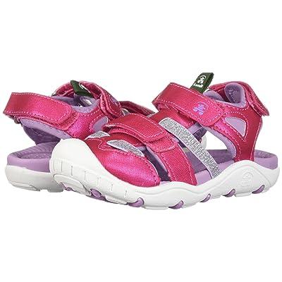 Kamik Kids Pearl (Toddler/Little Kid/Big Kid) (Rose) Girls Shoes
